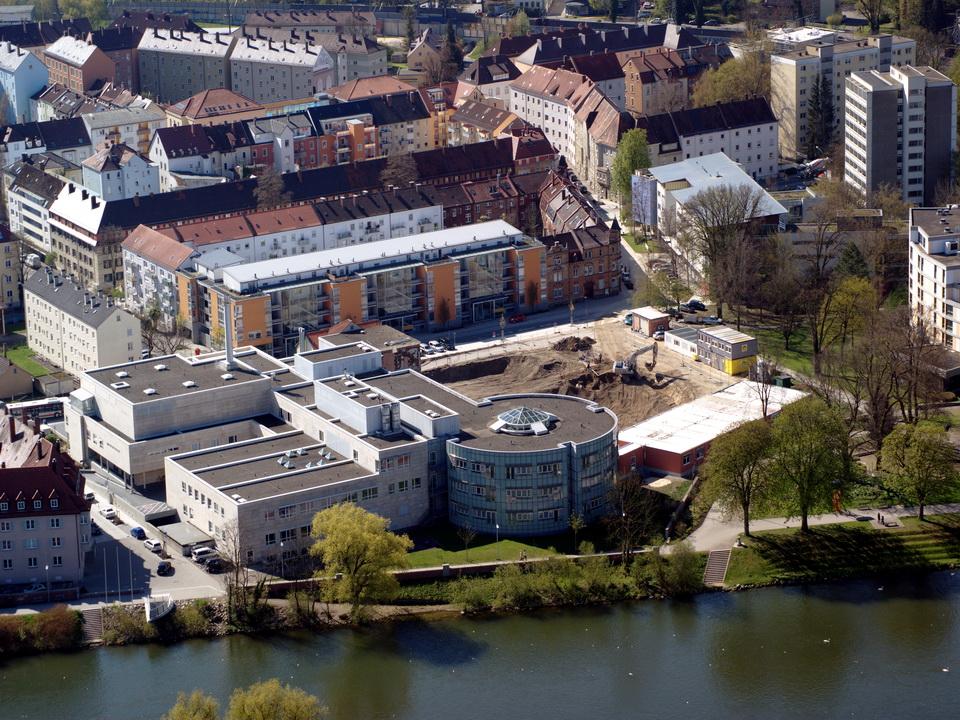 Neu Ulm Donauklinik Erweiterungsbau (25)