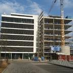 Ulm Neubau Anbau Magirus Deutz Straße 17 März 2015