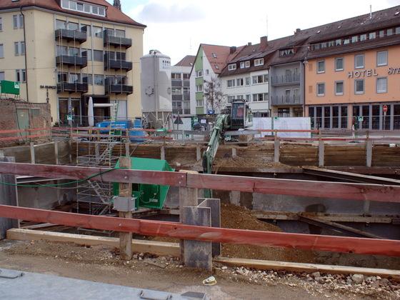 Ulm Wengentor Olgastraße Wengengasse (44)