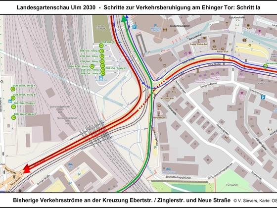 LGS Ulm 2030 - Neuordnung der Kreuzung zwischen Neuer Straße und Ebertstraße sowie Zinglerstraße 01 17x12cm