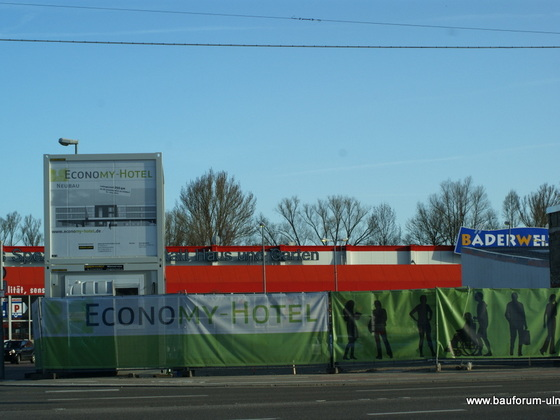 Ulm Economy-Hotel  Blaubeurer Straße 63 April 2013 (2)