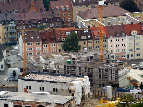 Neu Ulm Krankenhausstraße Wohnen Leben Arbeiten im Konzertsaal August 2013