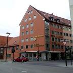 Ulm Erweiterung Hotel Goldenes Rad  Neue Straße (1)