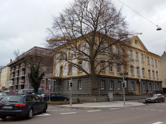 Neu Ulm Luitpoldhöfe  Luitpoldstraße  (8)