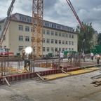 Ulm Neubau Das Ypsilon August 2017