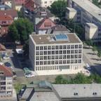 Ulm Justizzentrum Olgastraße Juni 2018