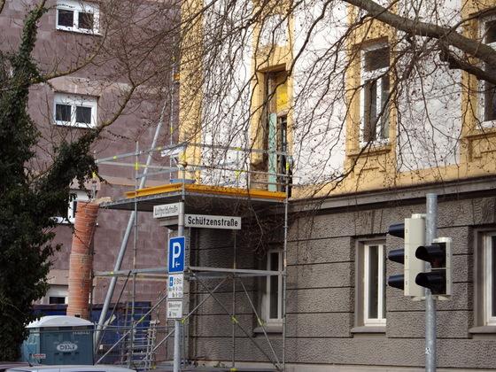 Neu Ulm  Sanierung  Umbau und Neubauten mit geringer Resonanz (1)