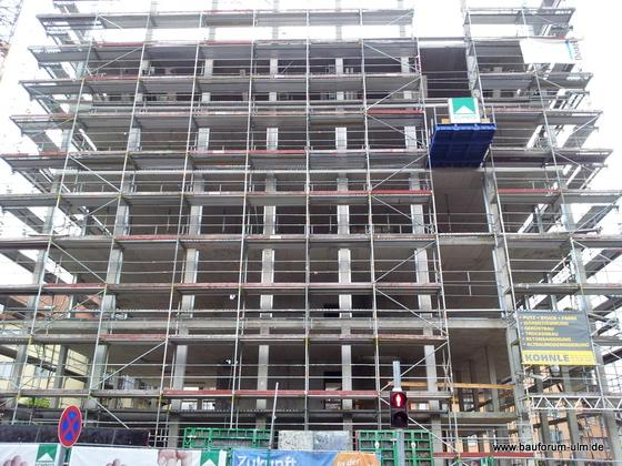 Ulm Wengentor Ecke Olgastraße Wengengasse November 2012 (2)