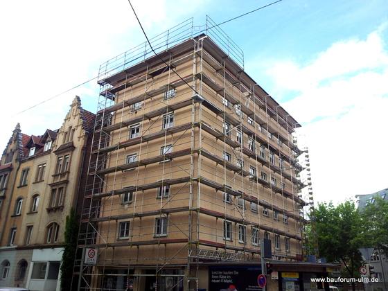 Ulm Sammelthread Sanierung Umbau und Neubau mit geringer Resonanz Mai 2013