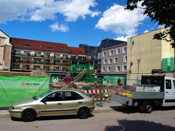 Ulm Erweiterungsneubau St Anna Stift Neubau Siedlungswerk Zeitblomstraße (47)