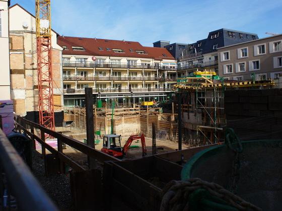 Ulm Erweiterungsneubau St Anna Stift Neubau Siedlungswerk Zeitblomstraße (39)