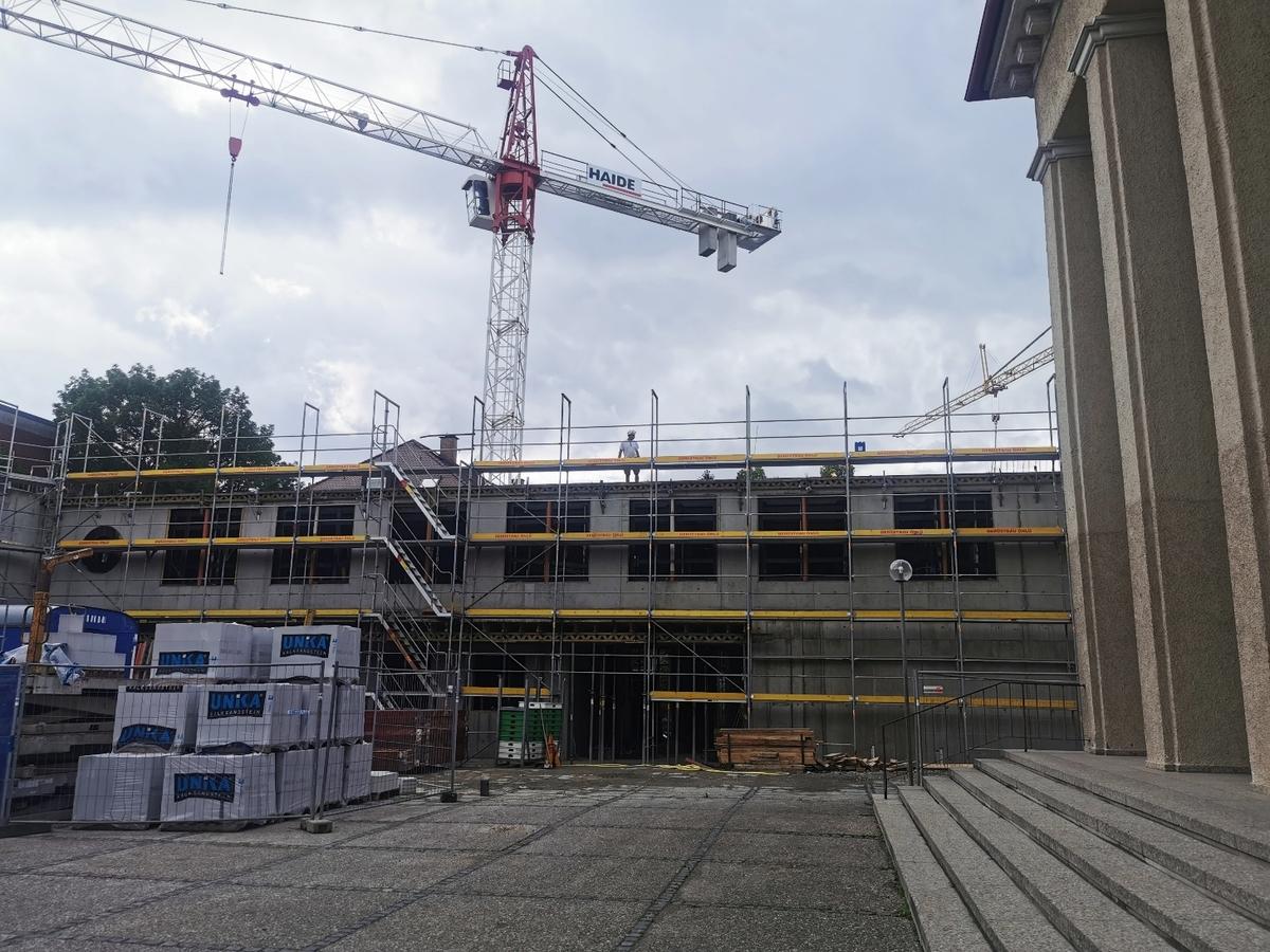 Ulm, Neubau, Siedlungswerk