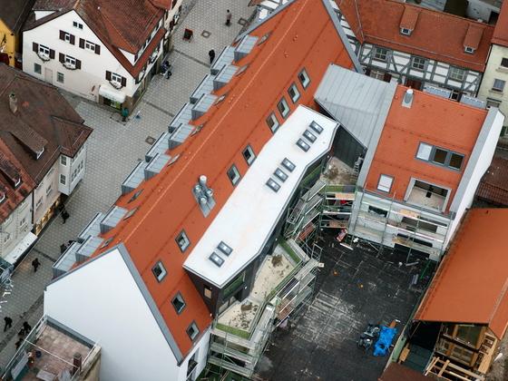 Ulm Wohnen am Münster Platzgasse 4 (9)