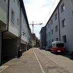 Ulm Wohnhaus Kornhausgasse  (2)