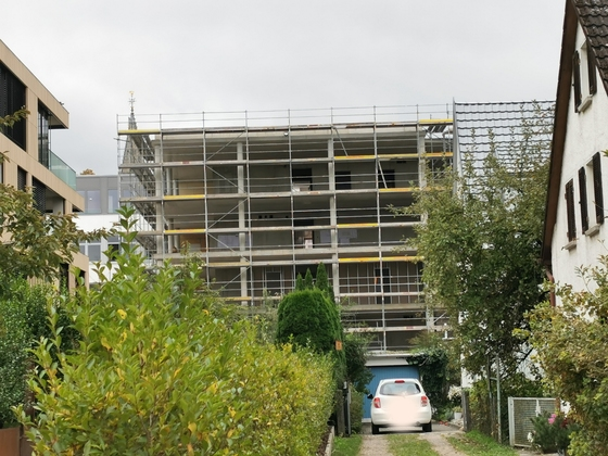 Ulm Breuer Neubau September 2019