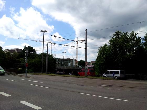 Ulm  UZ Ulmer Zentrum Ehinger Straße (8)