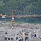 Wohnen am Glacispark 2 dritter und letzter Bauabschnitt Mai 2014