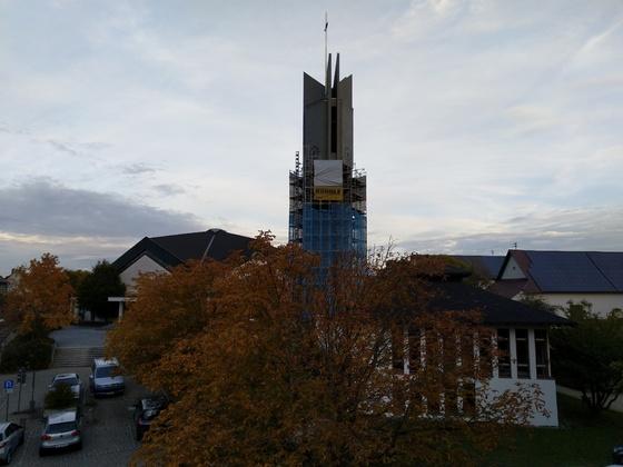 Kath. Kirche Dornstadt.
