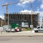 Erweiterungsbau Landratsamt Ulm März 2019