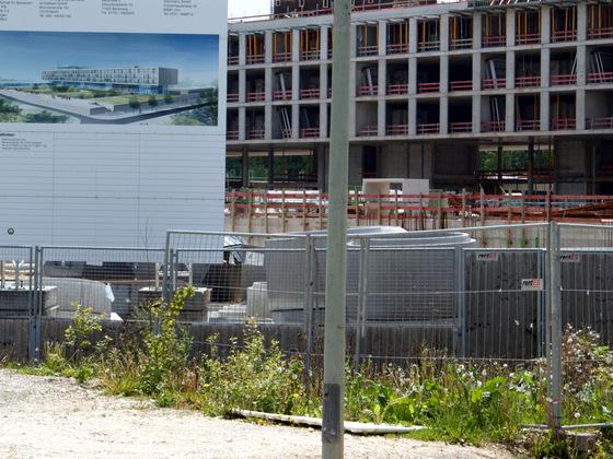Ulm Universitätsklinikum  Neue Chirurgie  Oberer Eselsberg (3)