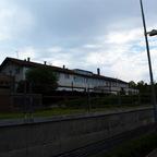 Neu Ulm Wohnen am Jahnufer  Alte Produktionsgelände der Firma Lebkuchen Weiss und die Flussmeisterei (1)