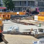 Ulm Erweiterung Linie 2 September 2017