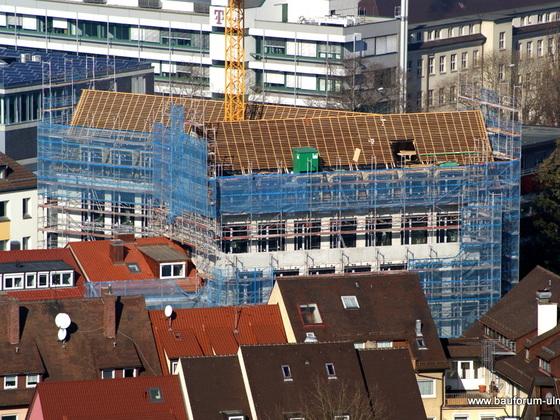 Ulm Ärztehaus mit Apotheke  Keltergasse 1 März 2013