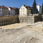 Ulm, Neubau, Karlstraße, September 2020