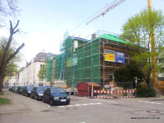 Ulm Kernsanierung Syrlinstraße (1)