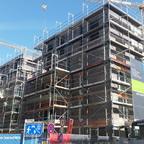 Ulm Wörthstraße Neubau Wohnhaus September 2014 (2)