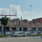 Neubau Geschäftshaus Nu21 September 2016