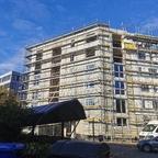 Ulm, Neubau, Schwamberger Hof, Oktober 2019