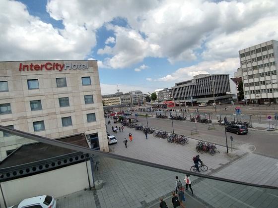 Hauptbahnhof Ulm