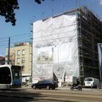 Ulm Fassadenneugestaltung IHK Olgastraße (2)