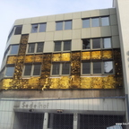 Ulm Wohn- und Einkaufsquartier Sedelhöfe  Abriss der Bestandsbebauung Februar 2013 (3)