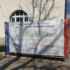 Neubau im Postdörfle März 2019