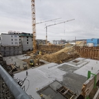 Ulm Neubau Weststadt März