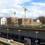 Neu Ulm Jules et Jim  Wohngebäude mit integrierter Kindertagesstätte  Künetteweg  NU21 April 2013 (1)
