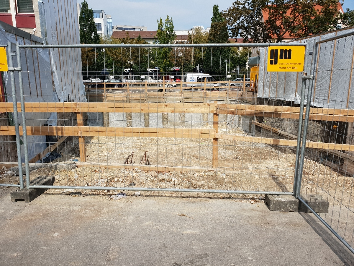 Ulm Neue Straße 44 September 2018