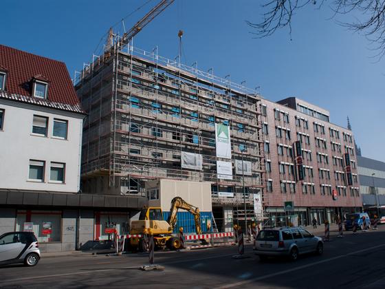 Ulm Etap-Hotel Zentrum Ulm  Neutorstraße 16 (18)