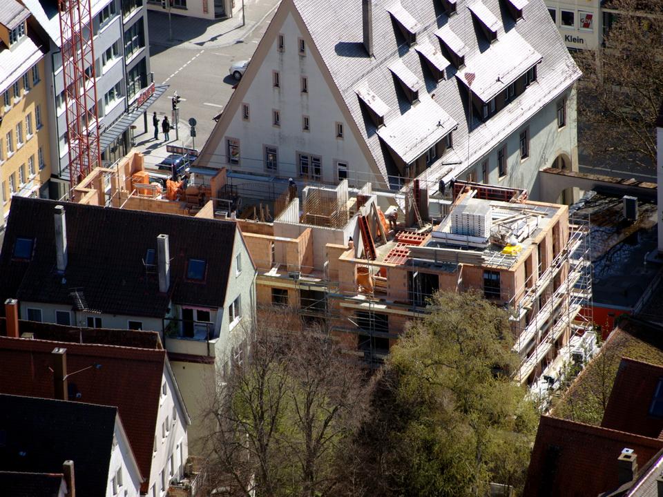 Ulm Wohnhaus Kornhausgasse  (6)