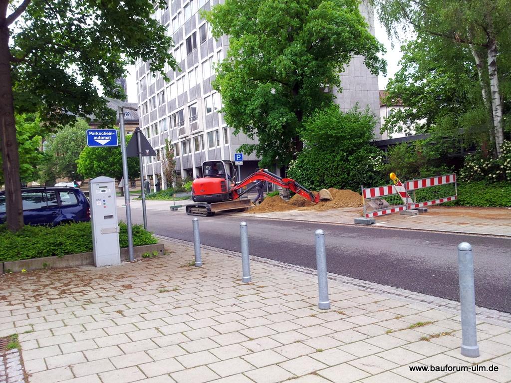 Ulm Neubau  Staatsanwaltschaft  Karl-Schefold-Straße 1 Mai 2013