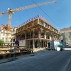 Neubau Wilhelmstraße April 2017
