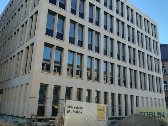 Justizzentrum Dezember 2016