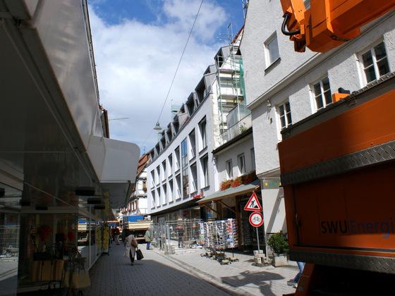 Ulm Wohnen am Münster Platzgasse 4 (14)