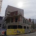 Ulm, Neubau, Apotheke, März 2021