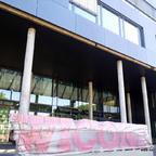 Ulm Neubau Wicona  Bürogebäude-Ensemble Businesspark  Weststadt Einsteinstraße August 2013 (5)