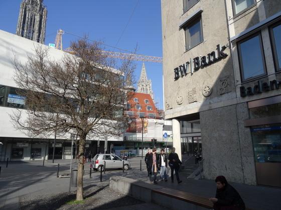 Ulm Neue Straße 71 Aufstockung Wohn und Geschäftshaus März 2014 (2)