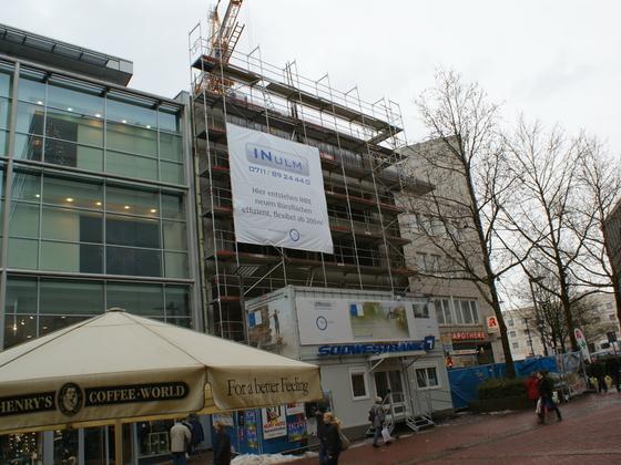 Ulm InUlm Neubau Südwestbank Hirschstrasse (15)