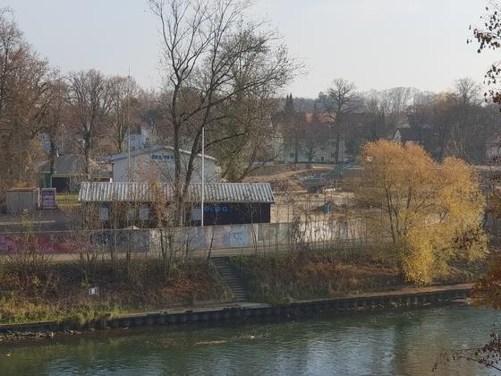 Neu Ulm Orange Campus November 2018
